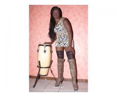 jolie panthère d'afrique