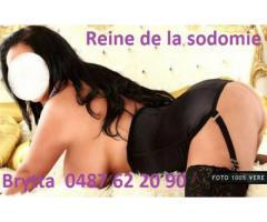 PROMO ( 30 min €50 SOUDOMI ) GFE Reine de la sodomie (1 heure: € 80 ) dispo /7/7-10:00 à 23:30